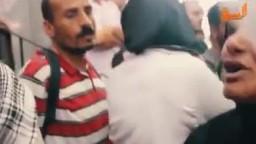 صرخات مؤثرة لأم فقدت ابنها أثناء فض اعتصام رابعة