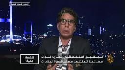 """ناصر: القنوات المصرية في """"المنفى"""" استطاعت الوصول للمشاهد رغم ضعفها"""