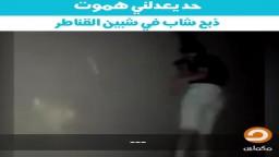 +18 ذبح شاب بمدينة شبين القناطر وسرقة التوكتوك الذي يقوده