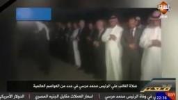 مطر : العالم كله صلى على الرئيس الشهيد محمد مرسي الا هذه الدول المحتلة .. ؟!!