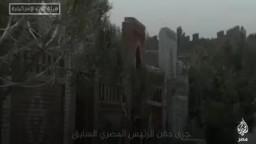 شماتة صهيونية واستثناء صحفي على قبر الرئيس مرسي