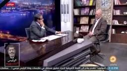 د.أنس التكريتي: د.مرسي أصبح رمزا للحرية والتخلص من الظلم في العالم كله وليس مصر فقط