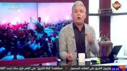 الجزائريون يهتفون:لا إله إلا الله .. السيسي عدو الله ..