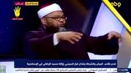 علاقة السيسي بالمساجد بين قصف وهدم وحرق