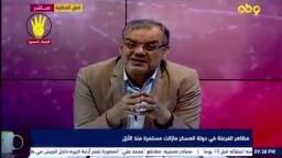 محمد علي يؤكد كلام الرئيس مرسي وهشام جنينة