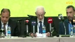 """كلمة أ. إبراهيم منير من المؤتمر الفكري العالمي للجماعة حول """" الإصلاح والتغيير """""""
