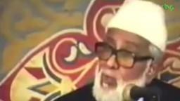 في تسجيل نادر ا.محمد حامد أبو النصر يشرح كيف كان يواجه الإمام  حسن البنا زعما