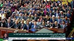عبد العال يحظر ويهدد النواب بسبب سد النهضة!