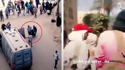 يبرر سحل فتاة في شوارع شبين الكوم.. هكذا تحمي الداخلية المواطنين