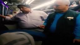 ضحية التذكرة مصرع شاب تحت عجلات قطار الإسكندرية- أسوان