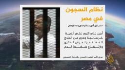 بيان فريق الأمم المتحدة المعني بالاحتجاز التعسفي عن  وفاة د. مرسي