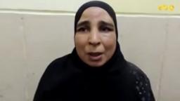 أم المعتقلات سامية شنن.. بائعة العنب الصابرة ..يعاقبها الانقلاب بالمؤبد