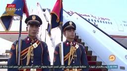 محمود السيسي يغادر مصر بطلب من والده