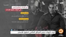 أبرز الإدانات العالمية لمصر .. في انتهاك حقوق الإنسان
