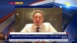 محمد علي : ندعو أن تتحلى الثورة غدا بالسلمية وألا تطلق قوات الشرطة الرصاص الحي على الشعب حتى لا تقع كارثة