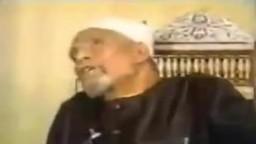 الشيخ الشعراوي عن الاخوان المسلمون : هم كالشجرة