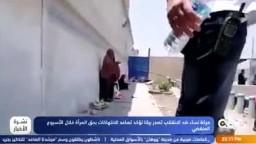 انتهاكات بحق نساء معتقلات من قبل الانقلاب