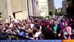 يحاصروهم من الشارع الى الانترنت!..تقرير سنوي لمؤسسة حريكة الفكر والتعبير عن سلطات الانقلاب