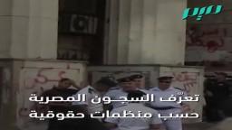 سجناء مصر ورعب الكورونا القاتل