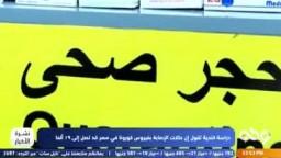 كندا:حالات كورونا في مصر قد تصل إلى 19 ألفاً