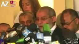 المرشد الأسير  د. بديع   راهن على استرداد حقه السليب