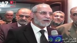 المرشد الأسير- د.بديع يجد نفسه مرة أخرى أمام اختبار صعب