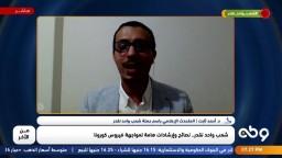 د. ثابت: النظام في مصر اعتمد سياسة مناعة القطيع