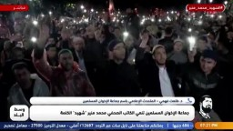 """جماعة الإخوان المسلمين تنعي الكاتب الصحفي محمد منير """"شهيد"""" الكلمة"""