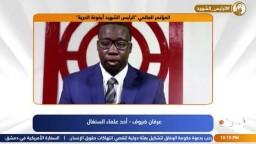 """كلمة عرفان ضيوف -أحد علماء السنغال- في المؤتمر الدولي لـ """"ذكرى استشهاد الرئيس مرسي"""""""