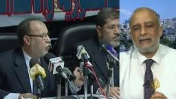 تعليق جماعة الإخوان عقب وفاة د.عصام العريان داخل محبسه بسجن العقرب