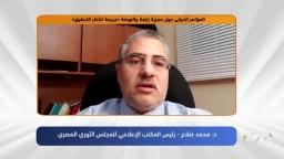 كلمة د.محمد صلاح-من المؤتمر الدولي حول مجزرة رابعة والنهضة