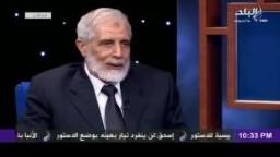 د.محمود عزت يكشف استراتيجية الاخوان فى اختيار القرارات