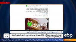 الإخوان المسلمون :وصول أول طائرة صهيونية إلى أبوظبي طعنة جديدة للقضية الفلسطينية