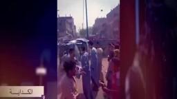 رغم القبضة الأمنية يومين من المظاهرات ضد السيسي قائد الانقلاب