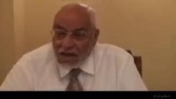 الاستاذ مهدى عاكف ونكبة فلسطين
