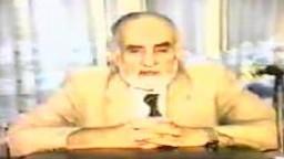 الاستاذ مصطفى مشهور  وقبسات ايمانيه
