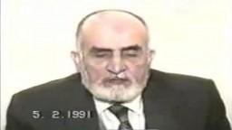 أ.مصطفى مشهور وحديث عن صفات الامام الشهيد حسن البنا (الربانية)
