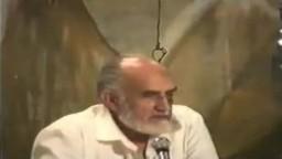 حوار الأشبال مع الاستاذ مصطفى مشهور  حفل 1993