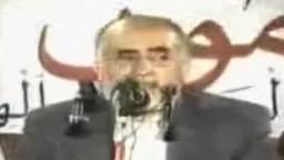 فيديو نادر لفضيلة المرشد الراحل أ. مصطفى مشهور وكلمة عن العمل العام