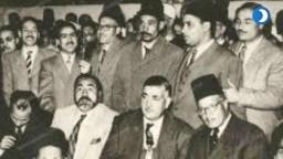 فضيلة المستشار/ حسن الهضيبي المرشد الثاني لجماعة الاخوان المسلمين