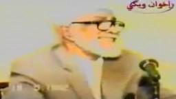 فضيلة الاستاذ حامد أبو النصر وحديث مع وكالات الانباء العالمية