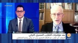 هل تواصل النظام المصري مع جماعة الإخوان المسلمين؟! نائب المرشد العام لجماعة الاخوان يرد