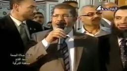 رسالة الرئيس الشهيد الدكتور محمد مرسي في رمضان