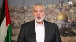إسماعيل هنية : معركة سيف القدس لها ما بعدها