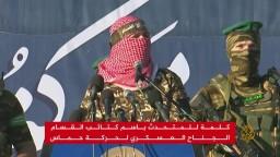 كتائب القسام: منطق العربدة لن يواجه إلا بالصمود والثبات والتحدي