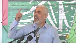 السنوار: الاحتلال الصهيوني فشل في مخططه لقتل عناصر المقاومة وتدمير أنفاقها
