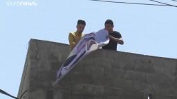غزة تنعى رحيل الرئيس محمد مرسي