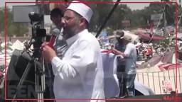 كلمات التحريض التى حكم بسببها علي الدكتور عبد الرحمن البر بالاعدام