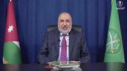المراقب العام للإخوان المسلمين  بالاردن  يعايد الشعب الأردني بعيد الأضحى 2021 م