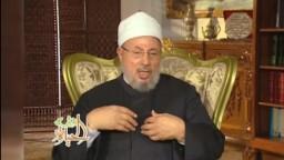 الشيخ يوسف القرضاوي يتحدث عن الشهيد سيد قطب والقران وتفسير في ظلال القرآن